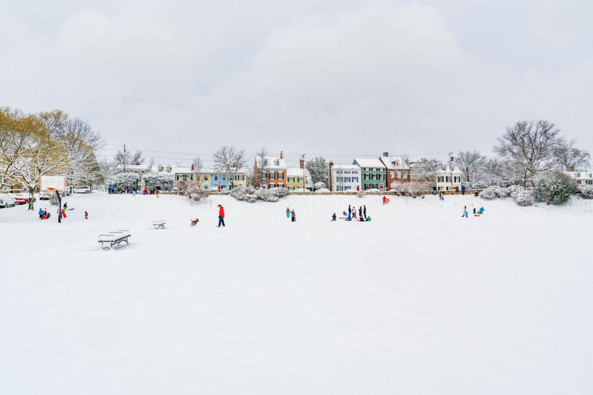 Carol Stalun, Snow Day