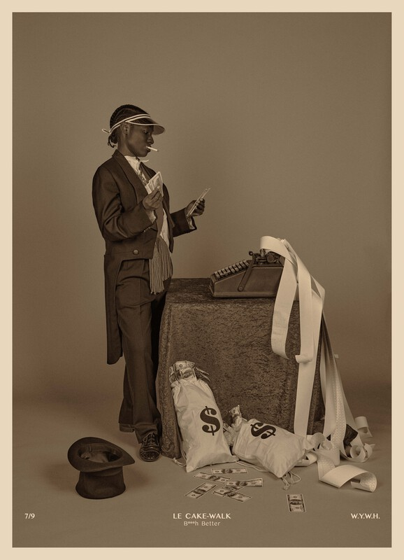 from the series Wish You Were Here, Heather Agyepong