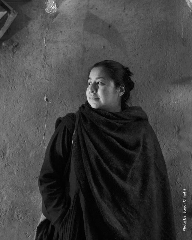 NayanTara Gurung Kakshapati, Photo Kathmandu