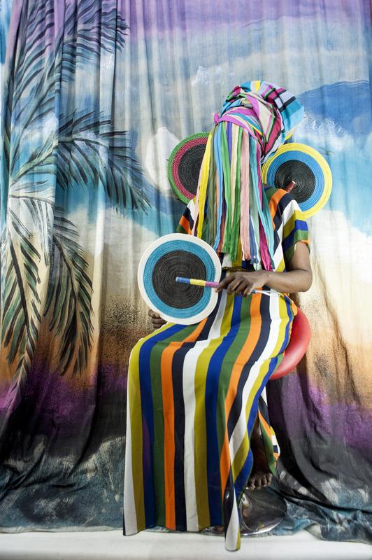 Gloria Oyarzabal - Studio Stripes