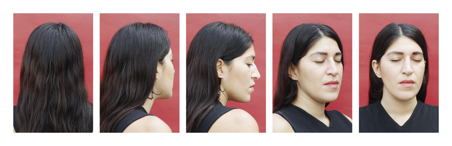 2018 - Alba Sari, Self Portrait